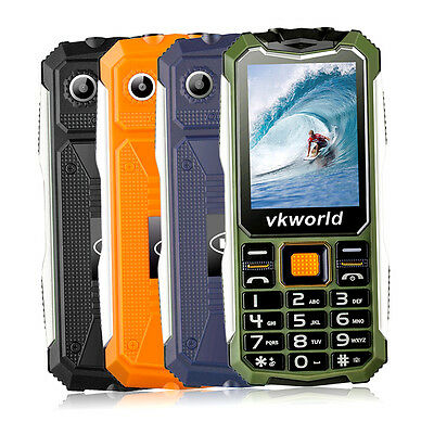 Pro VKWorld Stone V3S SPRD 6531D GSM dual Standby Physical Keyboard Phone YP