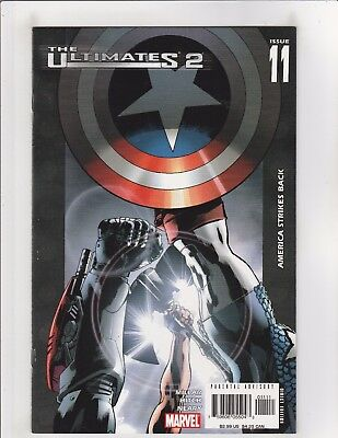 Ultimates 2 #11 VF/NM 9.0 Marvel Comics Avengers, Mark Millar