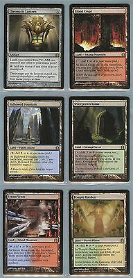 ✰ MTG: Return to Ravnica: Complete Set: 249 Cards and BONUS