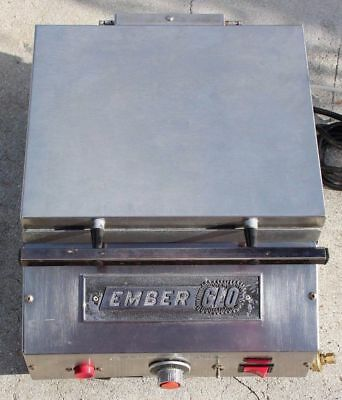 Ember Glo Emberglo - Food Steamer Cooker Warmer - FREE SHIPPING
