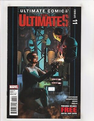 Ultimate Comics: Ultimates (2011) #11 NM- 9.2 Marvel Comics Avengers
