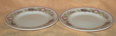 """2 x Boots Orchard Pattern 7"""" Side Plates - more available"""