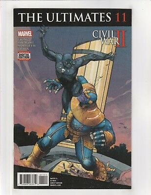 Ultimates (2016) #11 VF/NM 9.0 Marvel Comics Civil War II Thanos