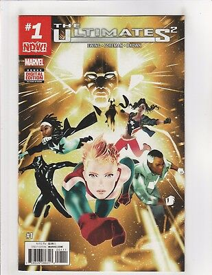The Ultimates 2 (2017) #1 VF/NM 9.0 Marvel Comics