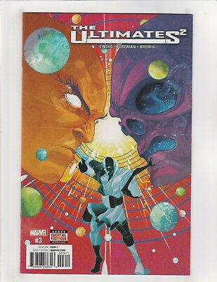 The Ultimates 2 (2017) #3 VF/NM 9.0 Marvel Comics