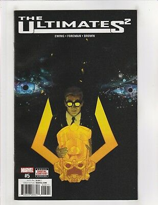 The Ultimates 2 (2017) #5 NM- 9.2 Marvel Comics