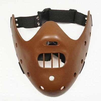 The Silence Of The Lambs Hannibal Lecter Mask Cosplay Party Dancing Face Mask