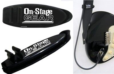 Grip Clip Guitar Strap Cable Guide NEW £2 free shipping