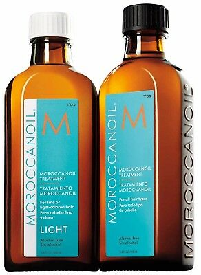MOROCCANOIL Oil Treatment Hair Products With Pump - All Sizes - UK SELLER