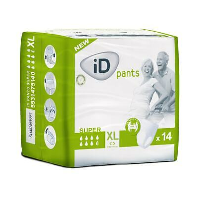 iD Pants Super - Extra Large - Pack of 14