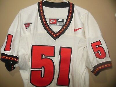 Maryland Terrapins Game Used Football Jersey