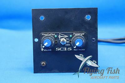Sigtronics Crew Intercom System Model: SCI-S4 (20894)