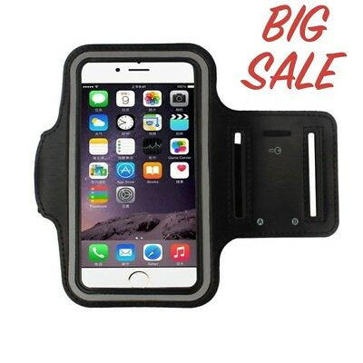 iPhone 7 8 Plus Armband Running Case For Sport GYM Run Arm Holder Workout Case