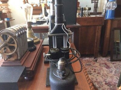 Bausch And Lomb Duboscq- Electric- Illuminated- Colorimeter