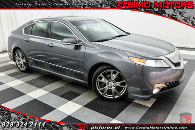 2009 Acura TL 4dr Sedan SH-AWD Tech HPT 4dr Sedan SH-AWD Tech HPT ALL WHEEL DRIVE - TECHNOLOGY PKG - NAV - BACK UP CAM -
