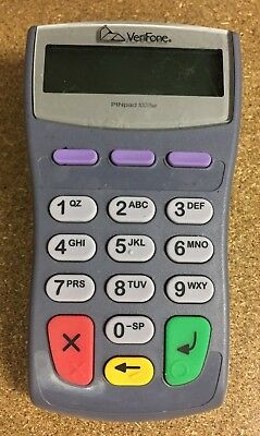 VeriFone 1000SE PINpad P003-190-02-WWE Untested - For Parts