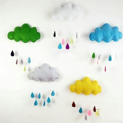 Drop Baby Room Decor Clouds Bed Decor Props Tent For Kids Toys Decoration
