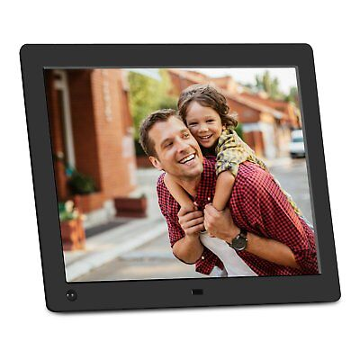 NIX Advance - 10 inch Digital Photo & HD Video (720p) Frame with Motion S...