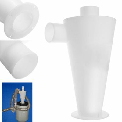 99.9% Efficiency Cyclone Powder Dust Collector Filter Top Quality For Vacuums