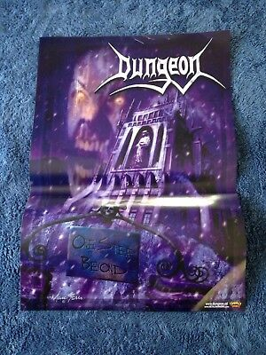 DUNGEON - One Step Beyond POSTER (50cm x 35cm)