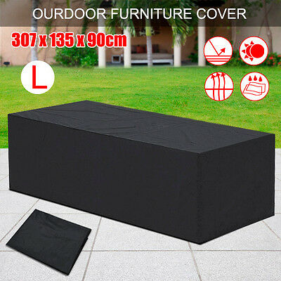 Outdoor Furniture Cover Waterproof Patio Garden Large Table/Chair Dust Shelter