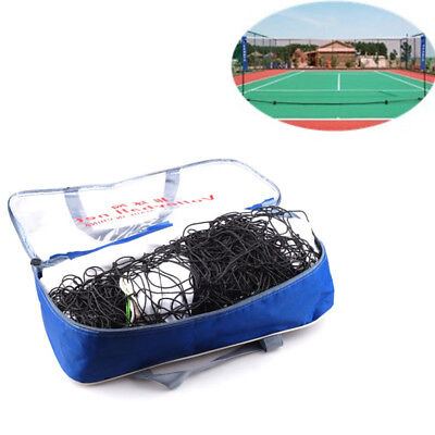 32'*3' Portable Training Beach Volleyball Badminton Tennis Net with Carrying Bag