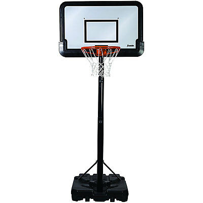Franklin Sports Full Size Hard Court Portable Basketball Ring Hoop FC60116X