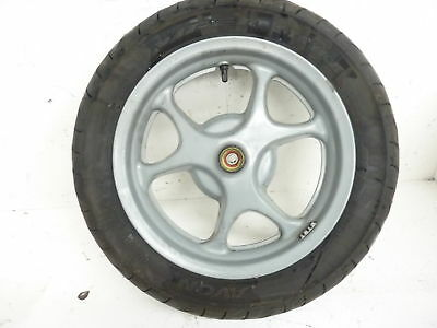Honda Pes125 Ps125 2007 Front Wheel Rim