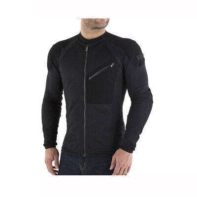 Motorcycle Knox Urbane Shirt MkIII - Black UK Seller