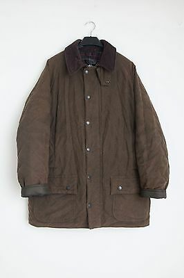 Barbour Endurance Waterproof Quilted Jacket Size M