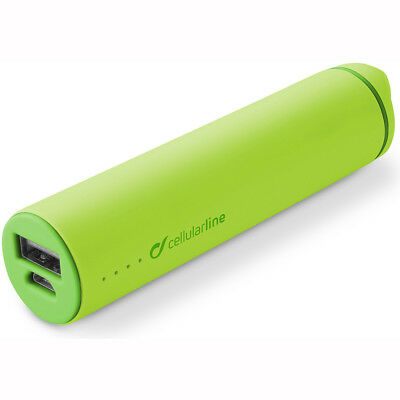 Motorcycle Interphone Powerbank 2200 mAh - Green UK Seller