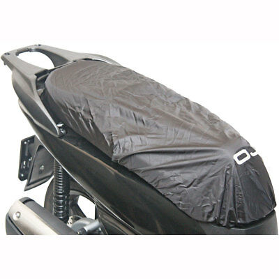 Motorcycle OJ Saddle Cover WP - Black UK Seller