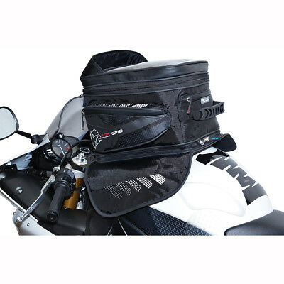 Motorcycle Oxford M40R Lifetime Tank Bag Magnetic WP - 40 litres UK Seller