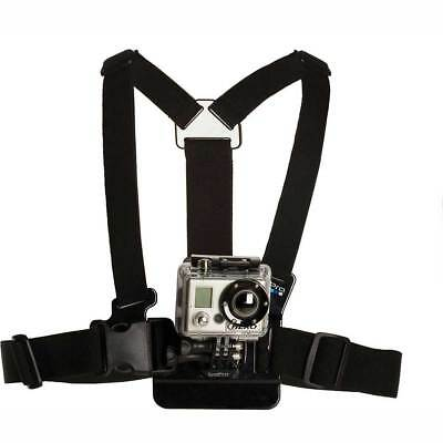 Motorcycle GoPro Chest Mount Harness UK Seller