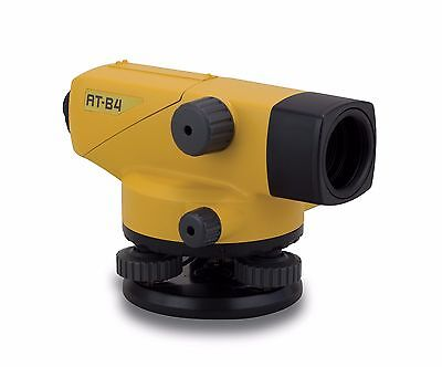 Topcon At-B4 Automatic Dumpy Level, Tripod And Staff