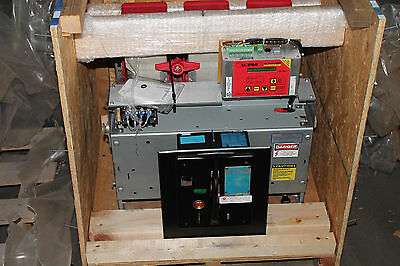 ITE Gould  K-1600S 1600A 600V 3P Low Voltage Air Circuit Breaker K1600S *Tested*