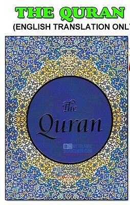 The Quran - English Translation only - Qur'an Koran Book (Muslim Copy)