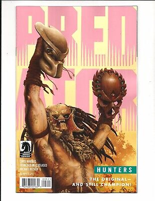 PREDATOR: HUNTERS # 5 (of 5) SEPT 2017, NM NEW (Bagged & Boarded)