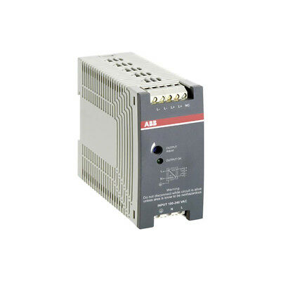 Abb Cp-E 24/1.25 Power Supply In:100-240Vac Out: 24Vdc/1.25A