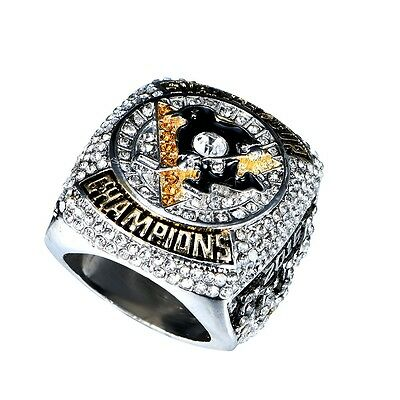 2016 Pittsburgh Penguins Stanley Cup Championship Ring