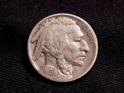 RARE 1926 S Indian Head Buffalo Nickel Coin VG-F BUY IT NOW OR OFFER