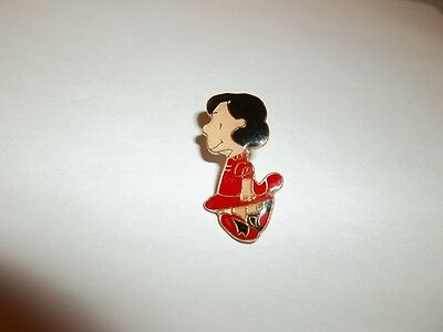 "Beloved Peanuts Character ""Lucy"" Lapel Pin"