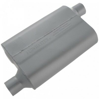 Flowmaster 42443 40 Series Muffler - 2.25 Offset In / 2.25 Offset Out - Aggressi