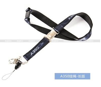 Lanyard.3. Airlines NEW Upgrade Style A350 XWB Lanyard