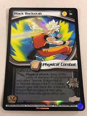 """MULTI-LIST SELECTION OF /""""DRAGON BALL Z CELL GAMES CCG/""""  SINGLE CARDS 2002"""