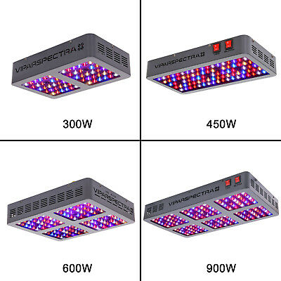 VIPARSPECTRA 300W 450W 600W 900W LED Grow Light pflanzenlampe vollspektrum