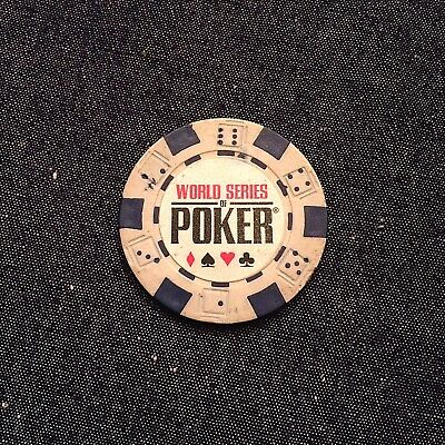 World Series of Poker $1 Chip - Las Vegas, Nevada - LOT#E010