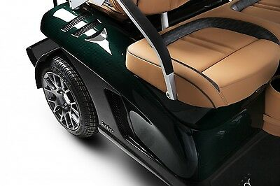 Garia Mansory Edition, like nothing else you have seen, we call them Golf Cars