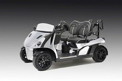 Garia Mansory  Roadster Golf Car, this is what you have been waiting for!