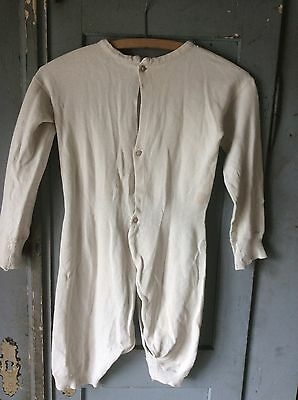 Vintage 1930s French Cotton Undergarment